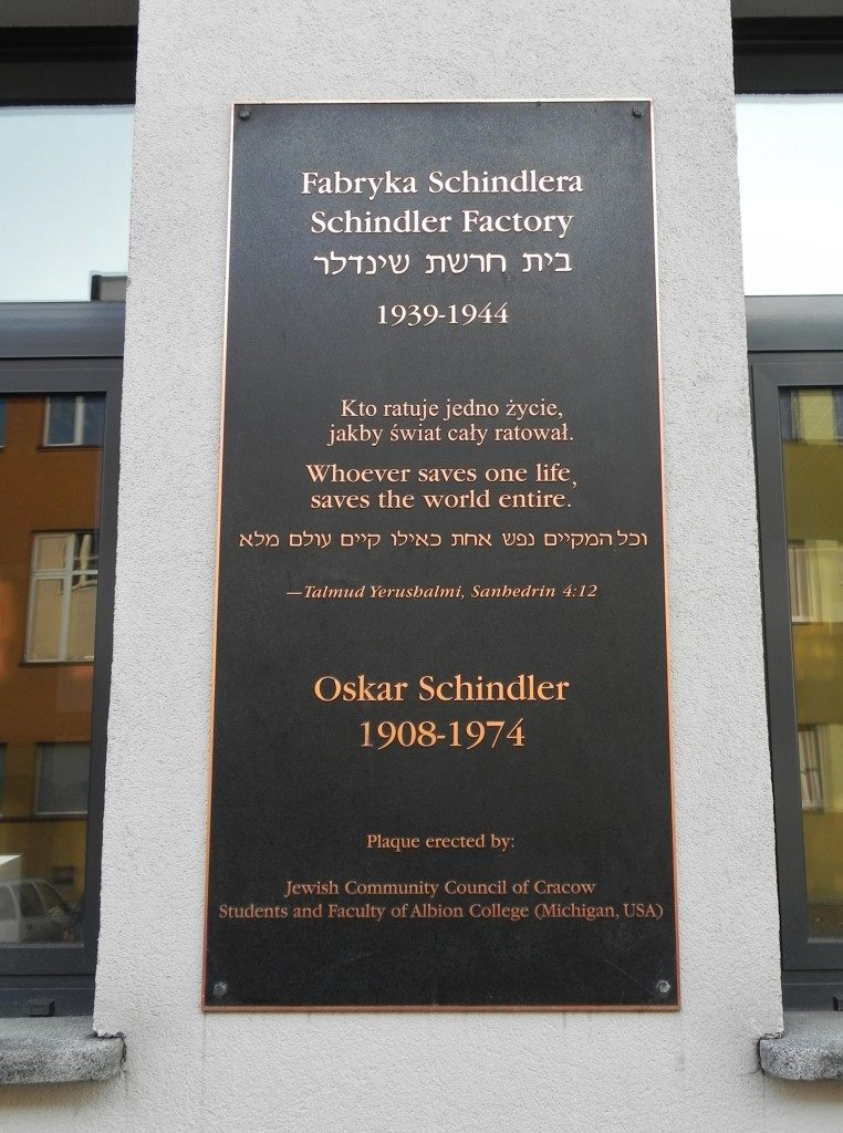La fabbrica di Shindler
