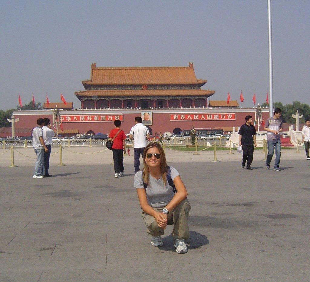 Piazza Tien An Men, Pechino