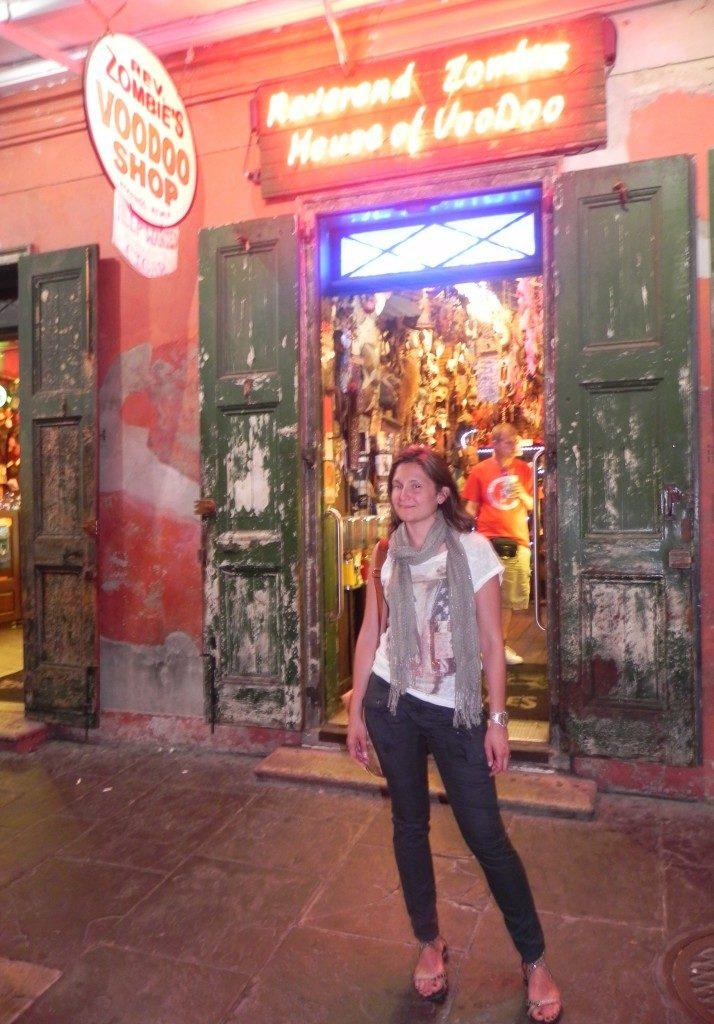 Voodoo Shops, here's the magic