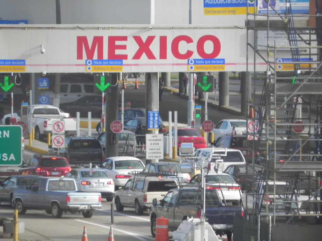 frontiera messicana