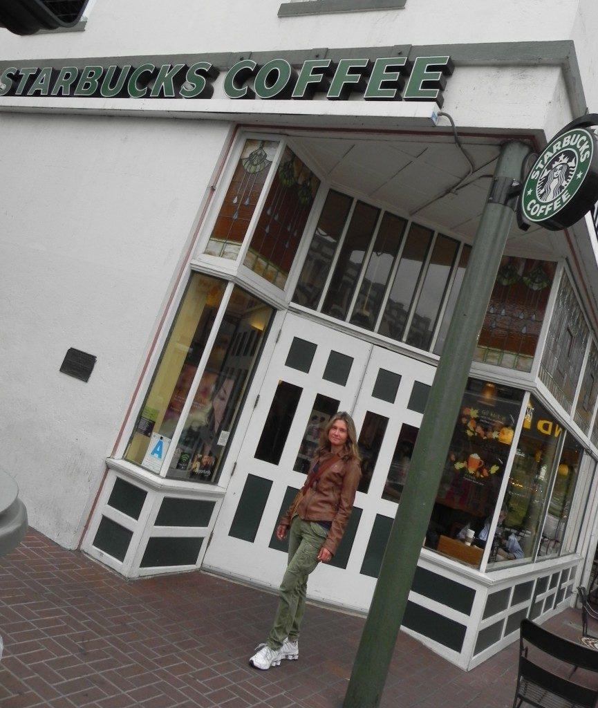 Starbucks coffee San Diego