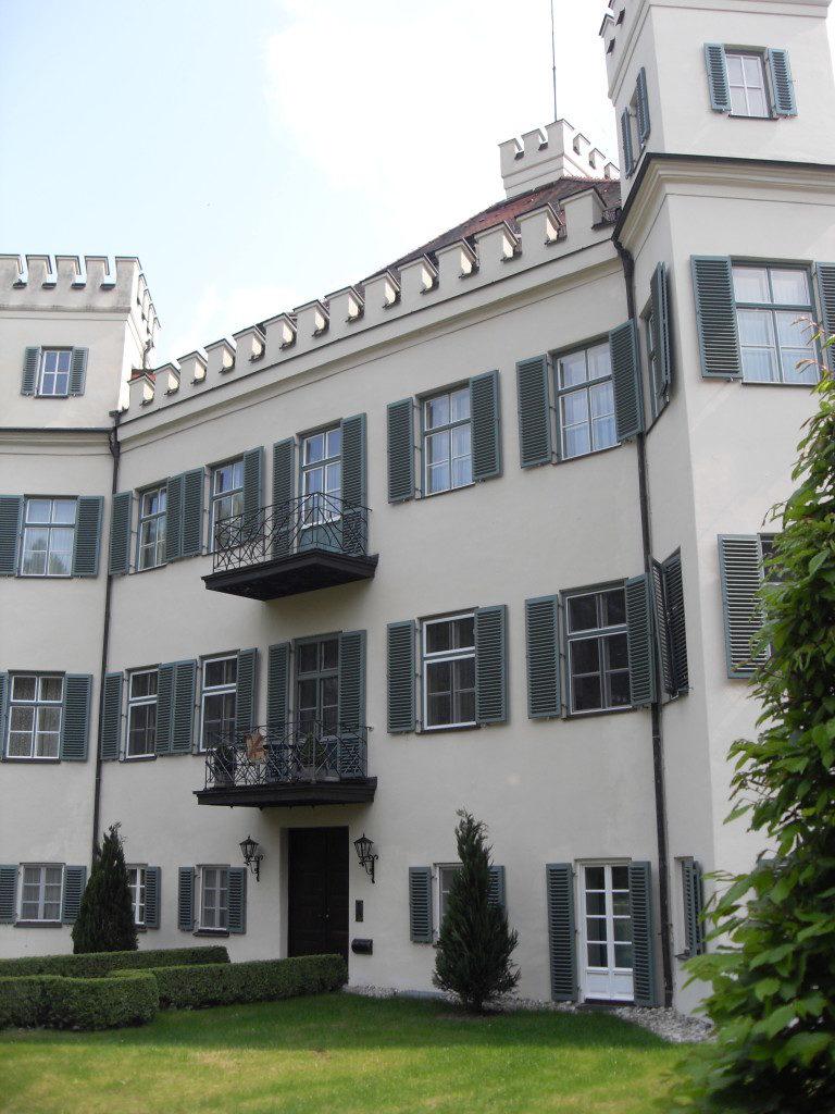 Il castello di Possenhofen