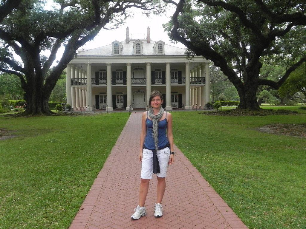 Oak Plantation, Louisiana