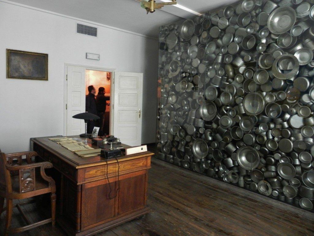 L'ufficio di Oskar Schindler
