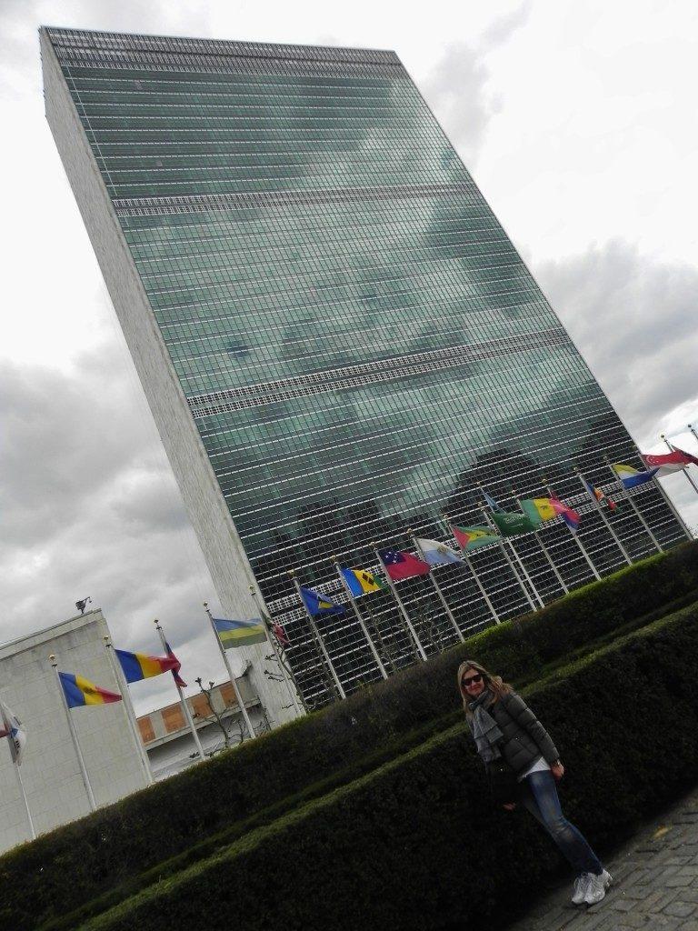 ONU, il Palazzo di Vetro