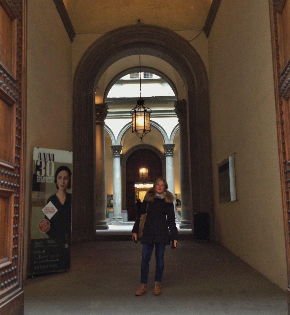 Palazzo Strozzi... la mostra
