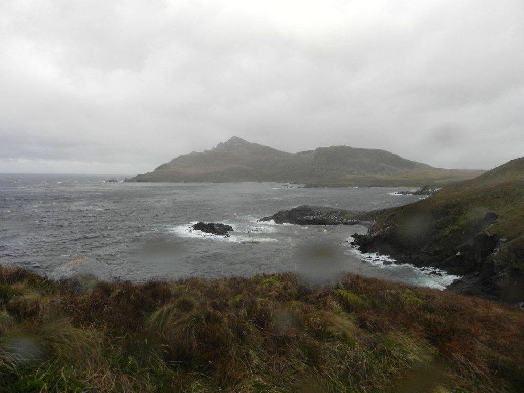 Cape Horn, la tempesta...