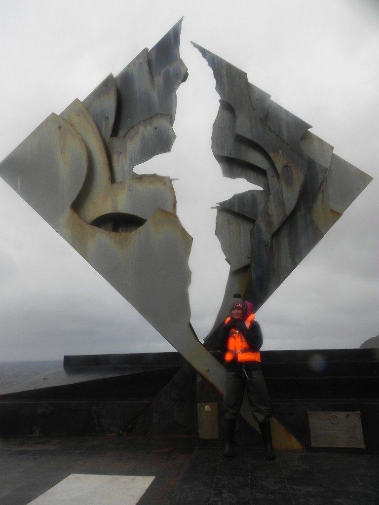 Il simbolo di Cape Horn...