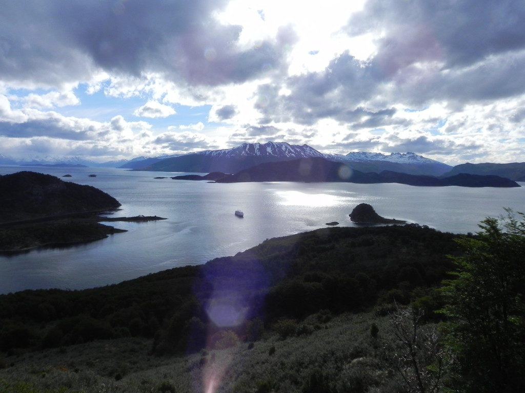 Baia Wulaia... Patagonia Cilena