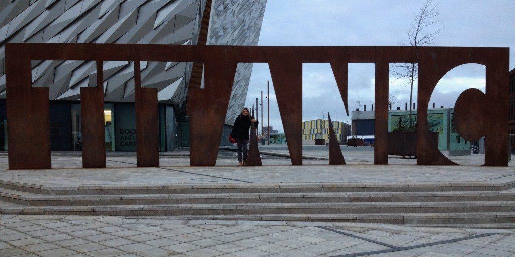 Titanic Museum... l'ingresso