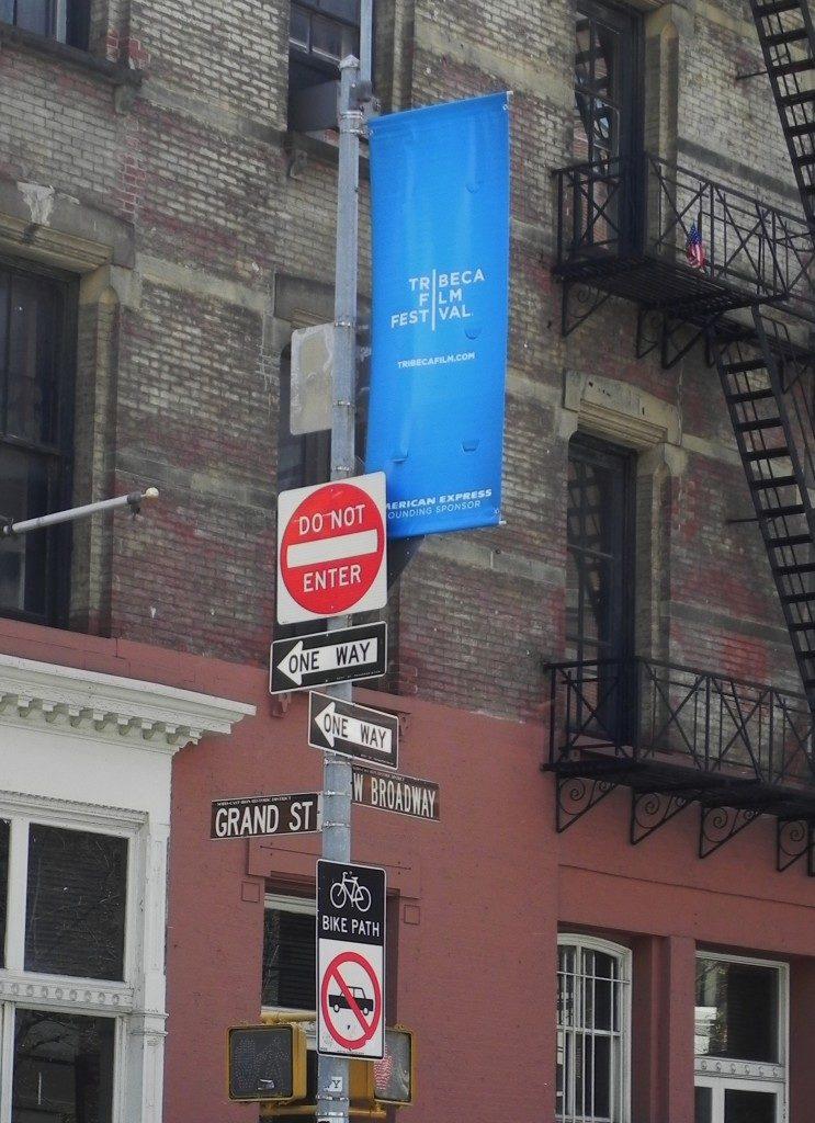 Il mio percorso... a New York!!!