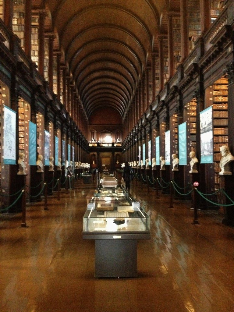 The Long Room...