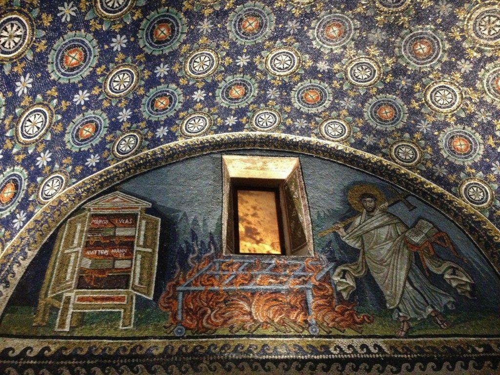 Mosaici nel Mausoleo di Galla Placidia