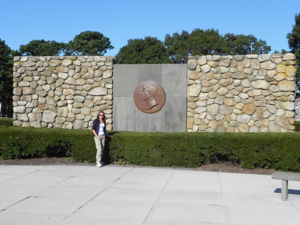 Kennedy Memorial, Cape Cod