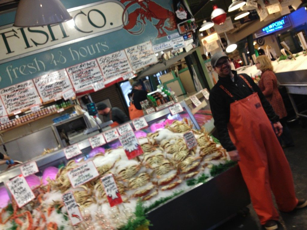 Il Pike Place Fish...