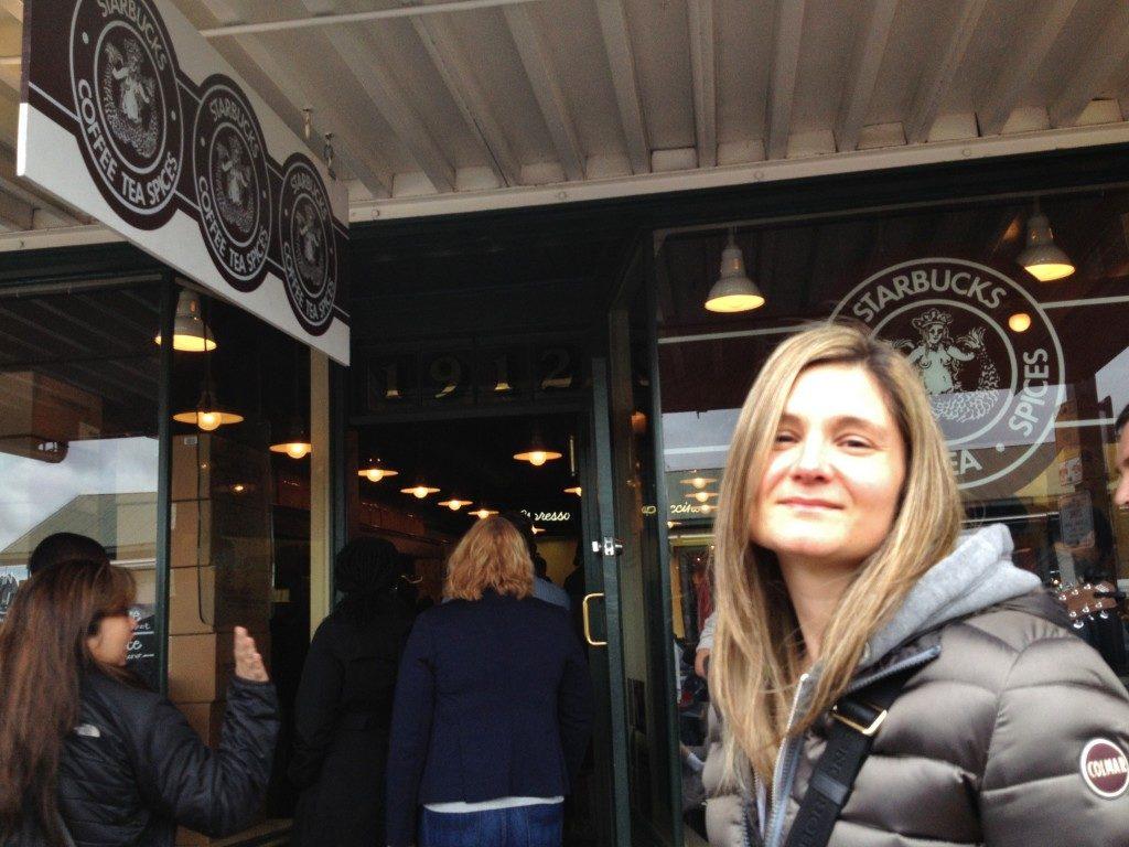 Seattle, il primo Starbucks della storia...