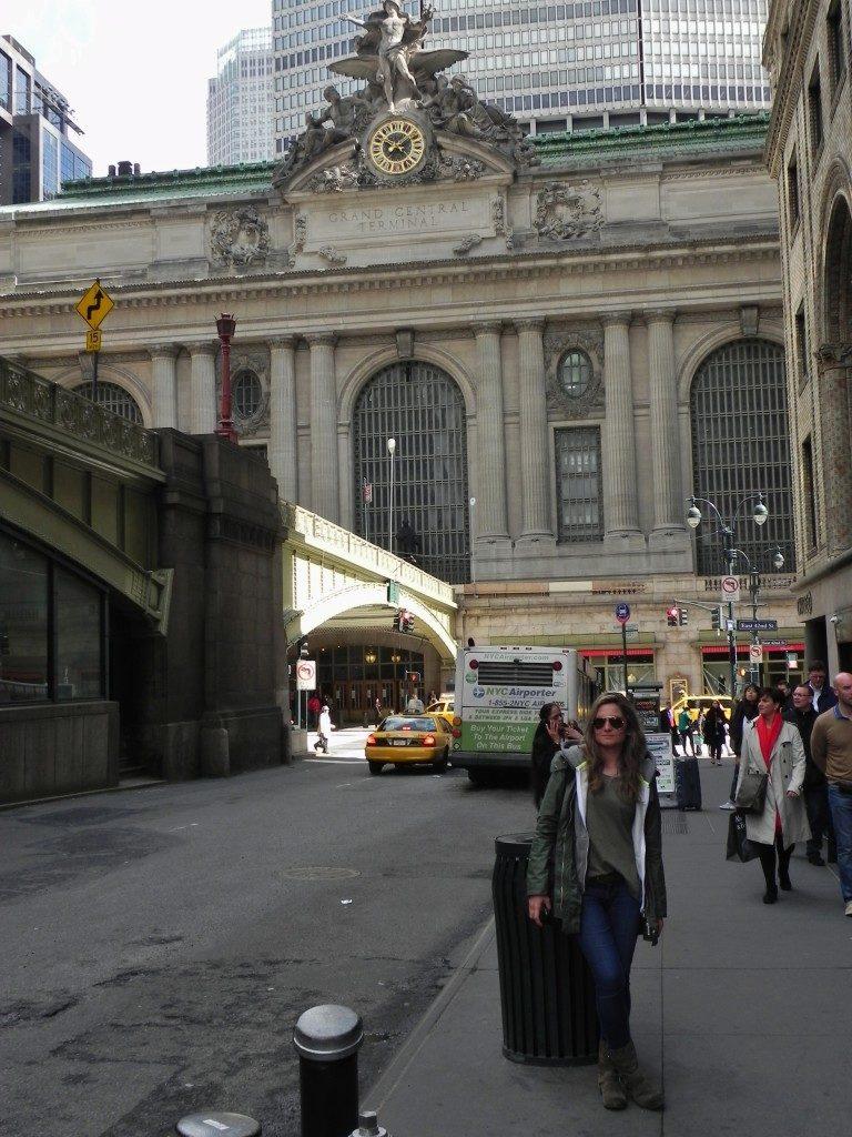 Arrivando da Park Avenue