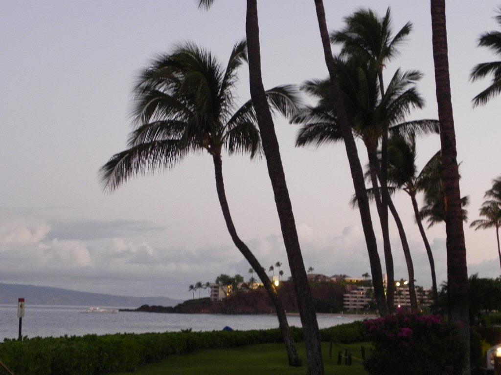 Alba a Kaanapali, Maui