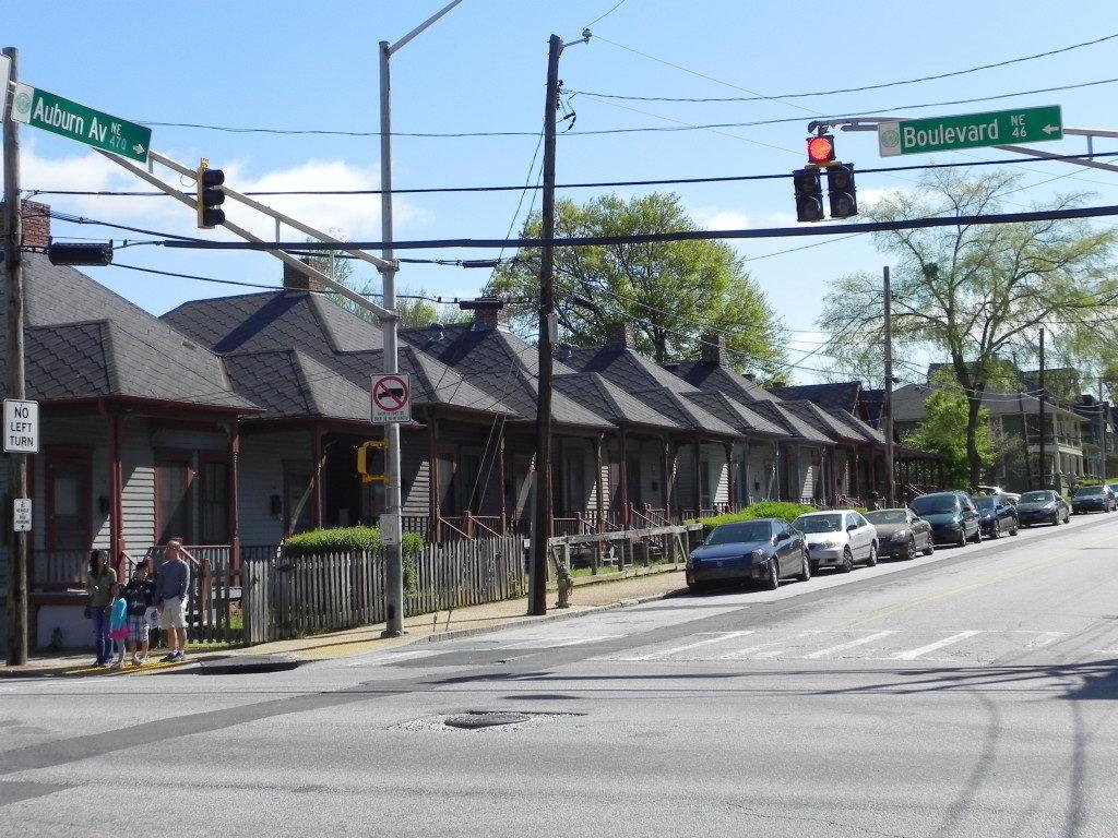 Il quartiere afroamericano di Sweet Auburn