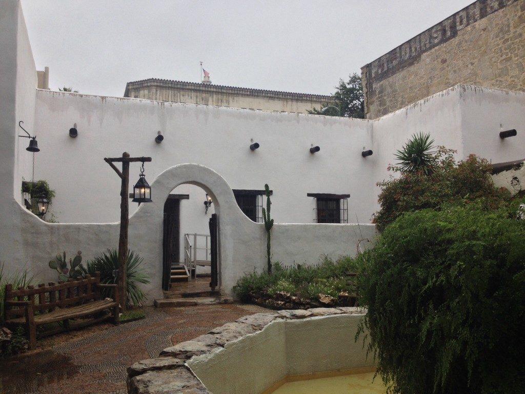 La casa del Governatore del Presidio Spagnolo