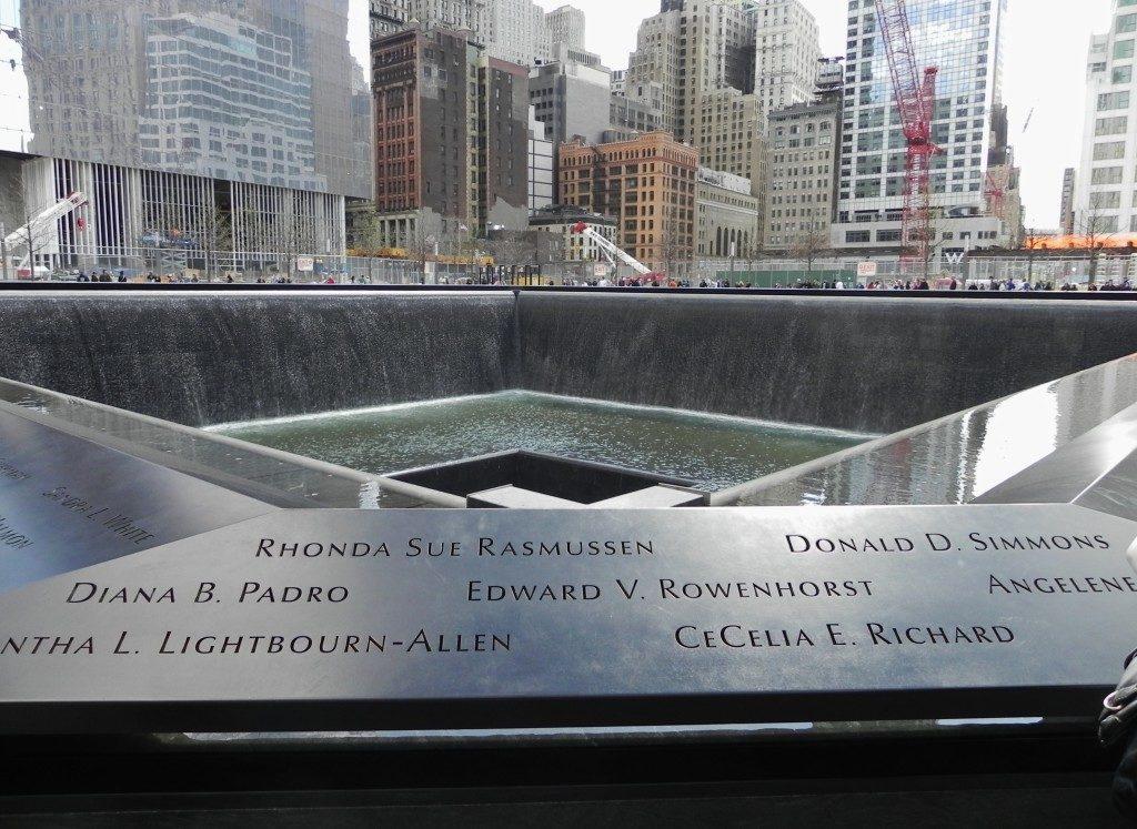 9/11 Memorial...