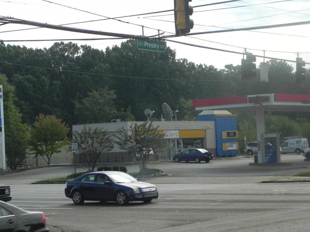 L'Elvis Presley Boulevard