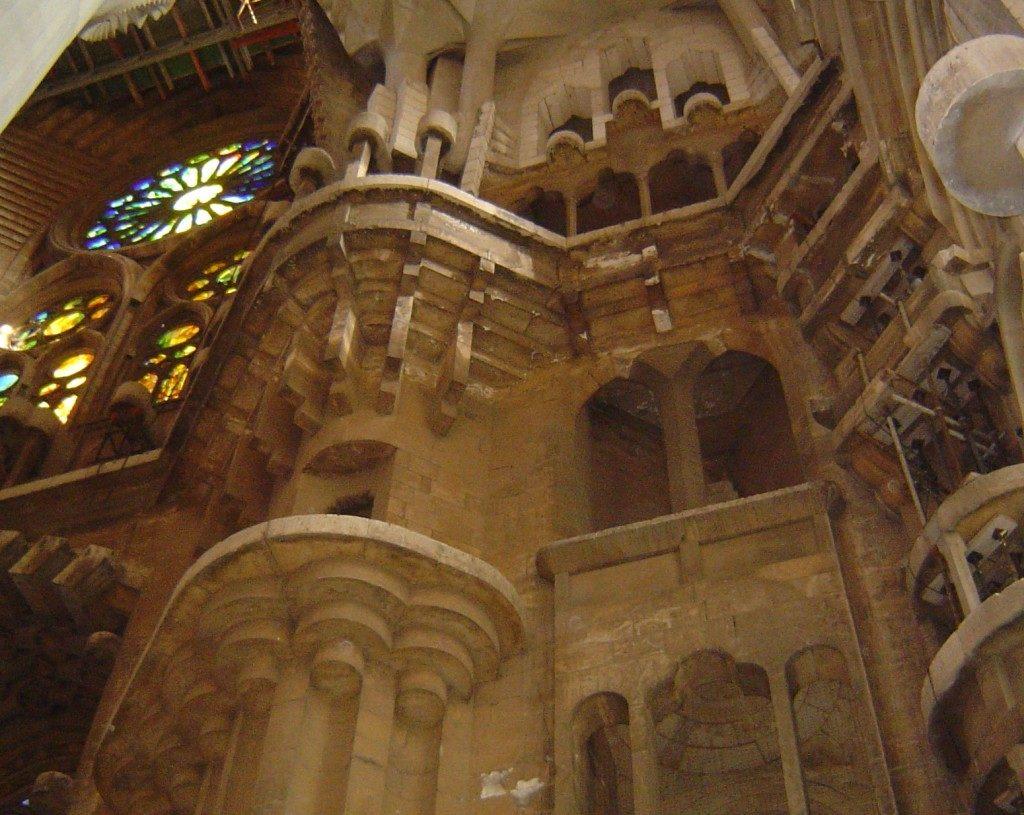 L'interno della Cattedrale...