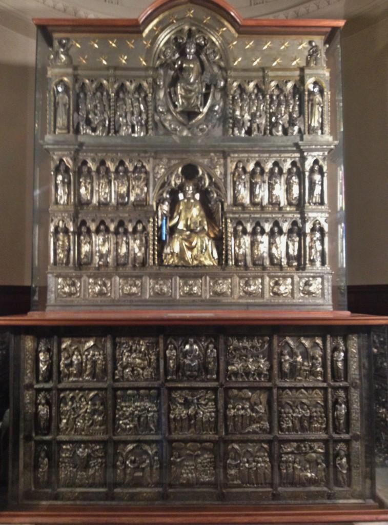 L'Altare Argenteo di San Jacopo...