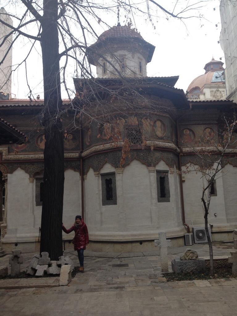 Nella citta' vecchia di Bucarest...