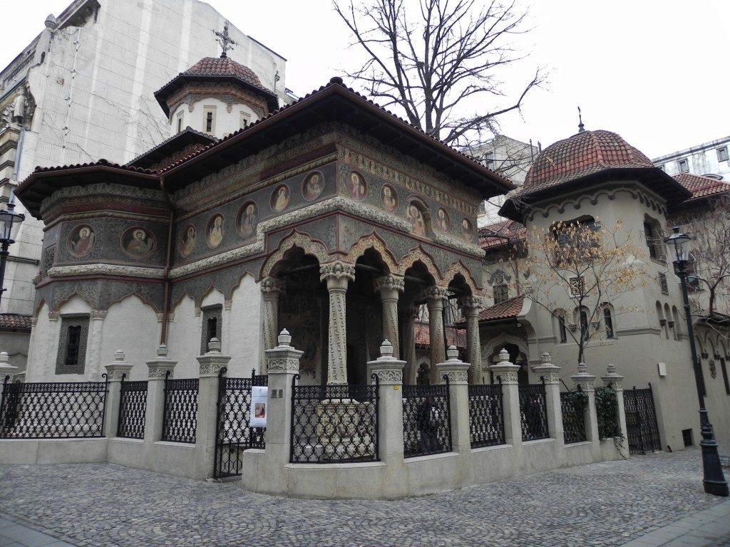 La chiesa Stavropoleos