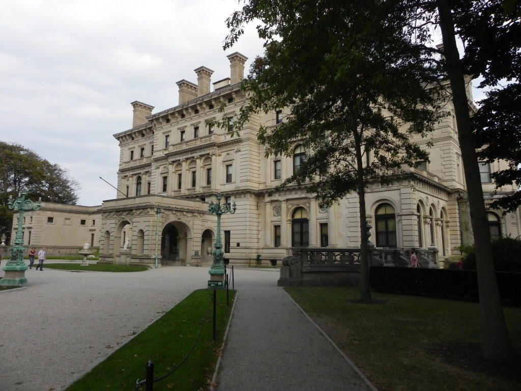 Newport, The Brakers, la villa dei Vanderbilt