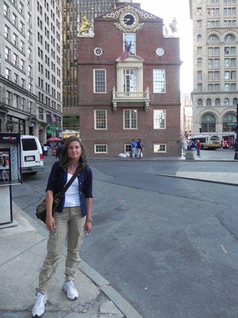Boston, Old State House