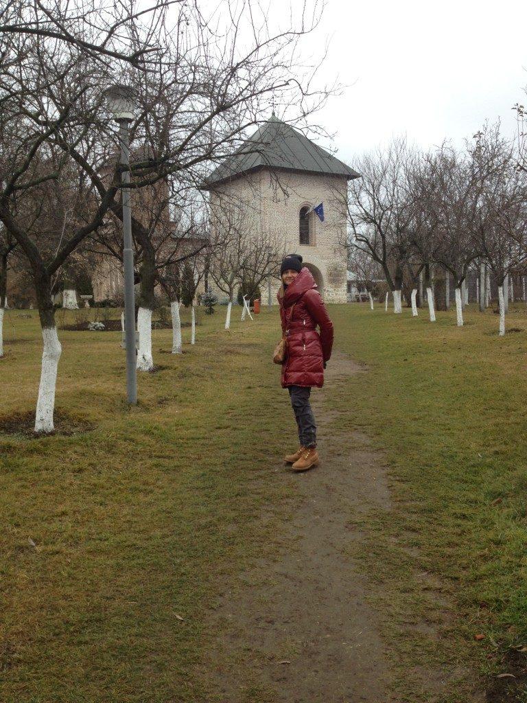 Verso il Monastero