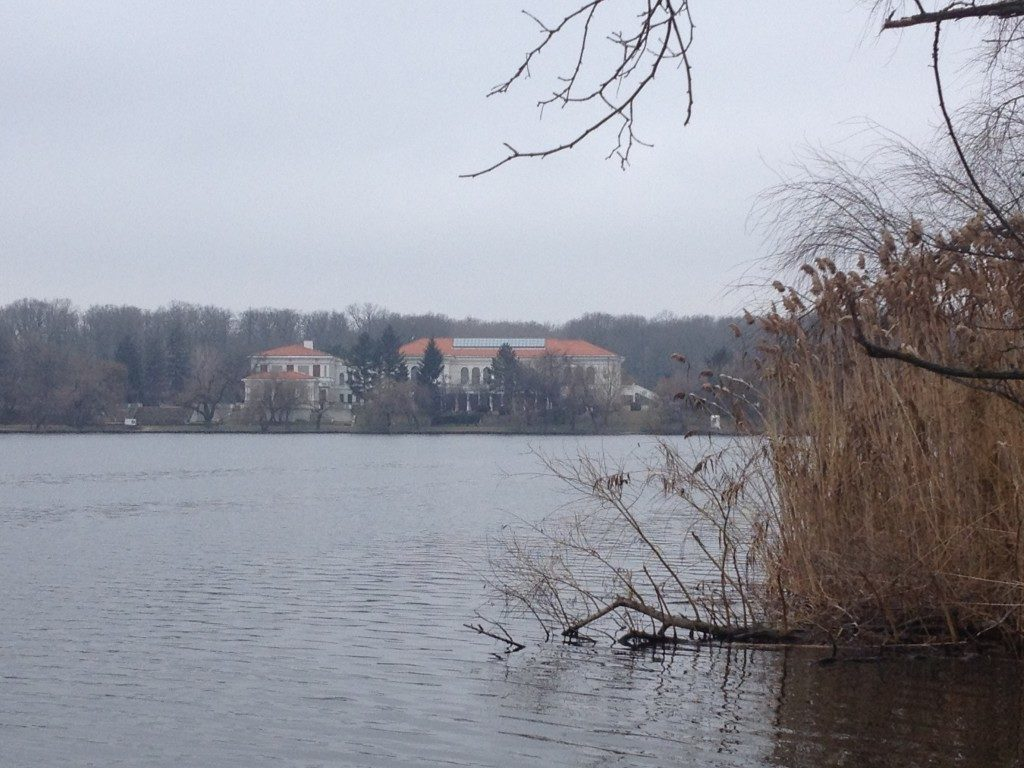Il Palazzo di Snagov, il