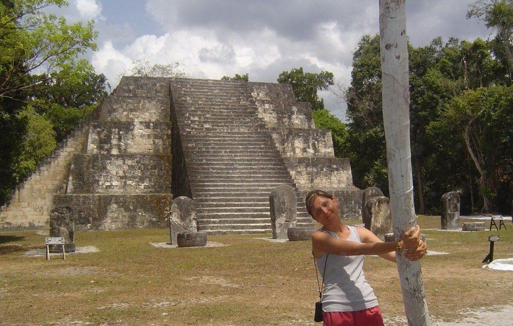 Sito archeologico di Tikal