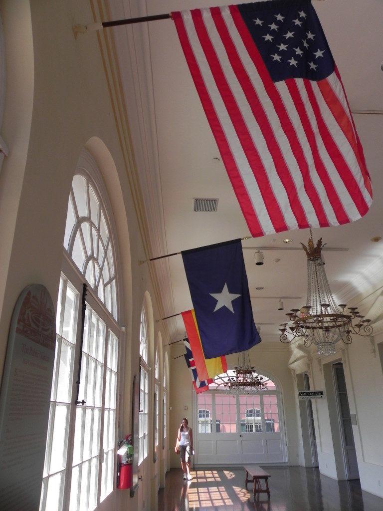 Nel Cabildo, per scoprire la storia di New Orleans...