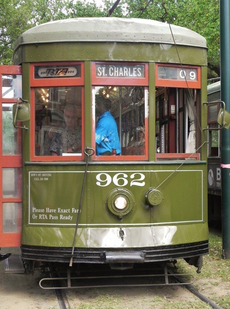 Il St. Charles Streetcar