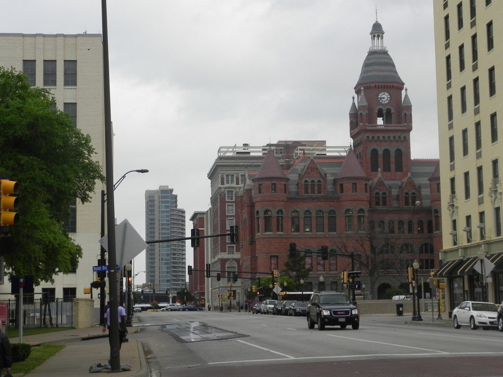 Nel West End, il distretto storico di Dallas