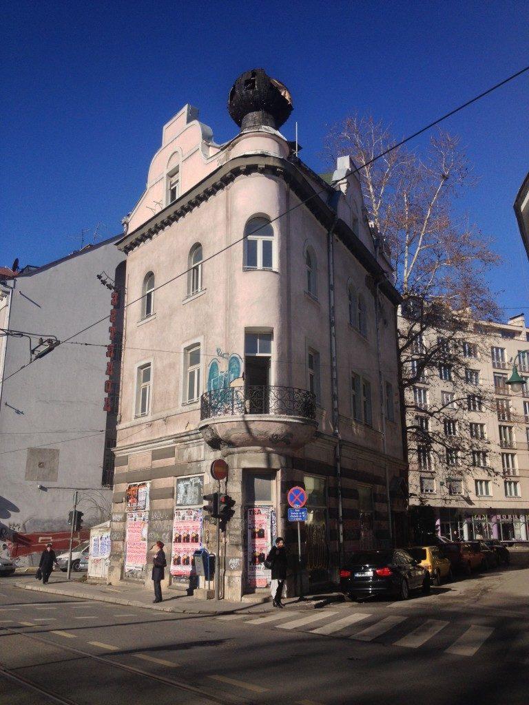 Flatiron Building a Sarajevo...