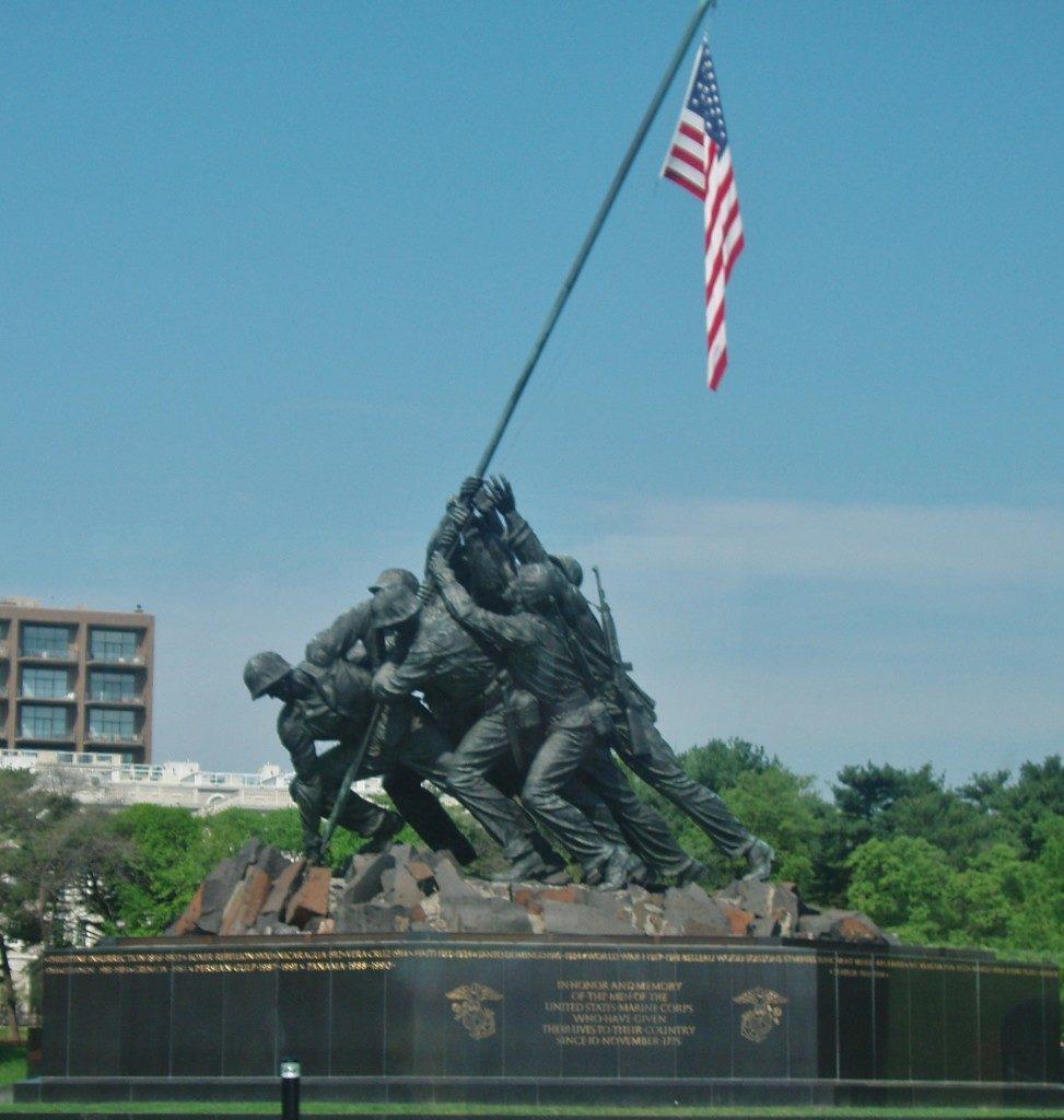 Monumento ad Iwo Jima
