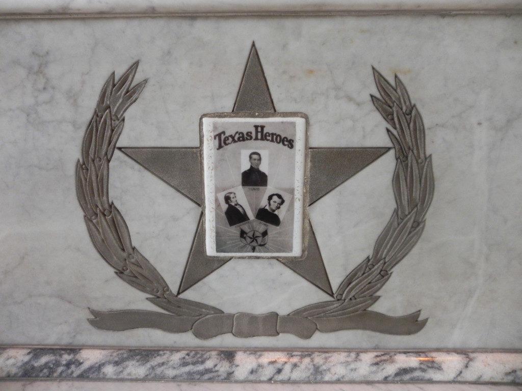 I caduti di Alamo, eroi texani...