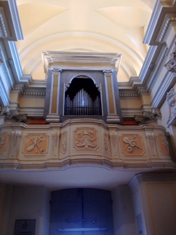 L'organo di Santa Lucia