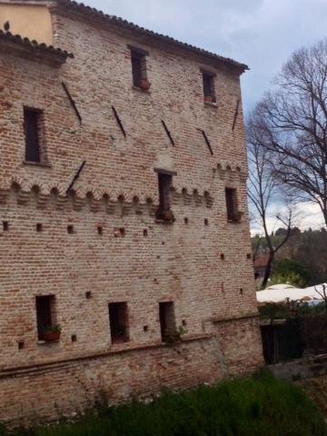 parte delle mura fortificate