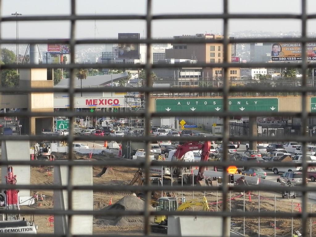 Frontiera messicana, San Isidro-Tijuana