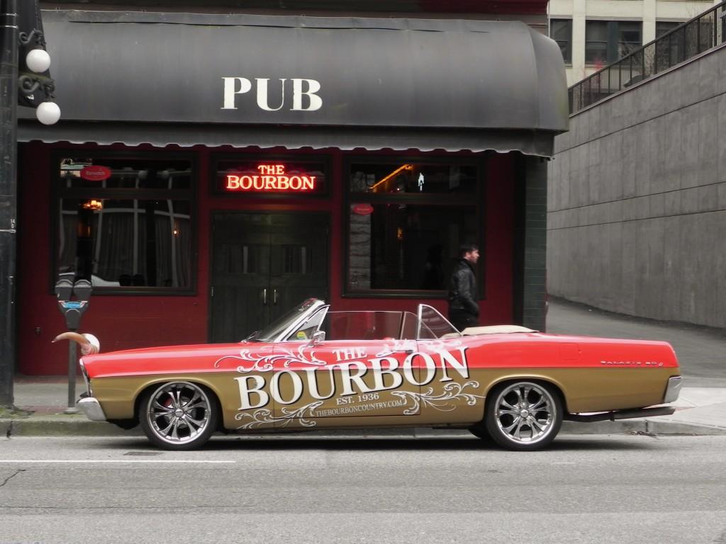 Pub di gastown