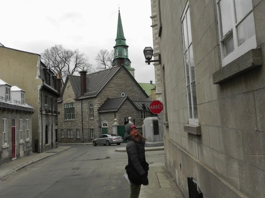 In giro per Québec