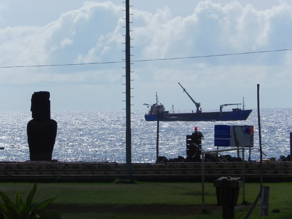 Antico e moderno in Rapa Nui