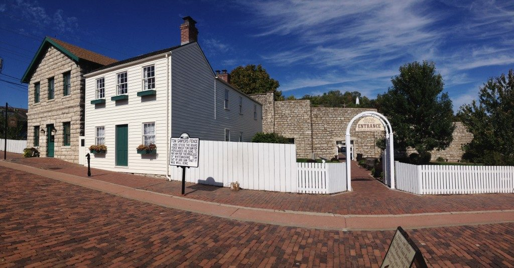 The Mark Twain Boyhood Home and Museum