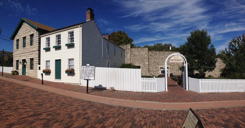 Mark Twain Boyhood Home & Museum