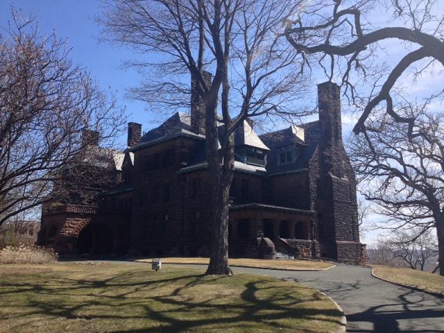 La villa di James J. Hill